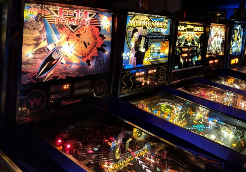 The Athens Pinball Museum