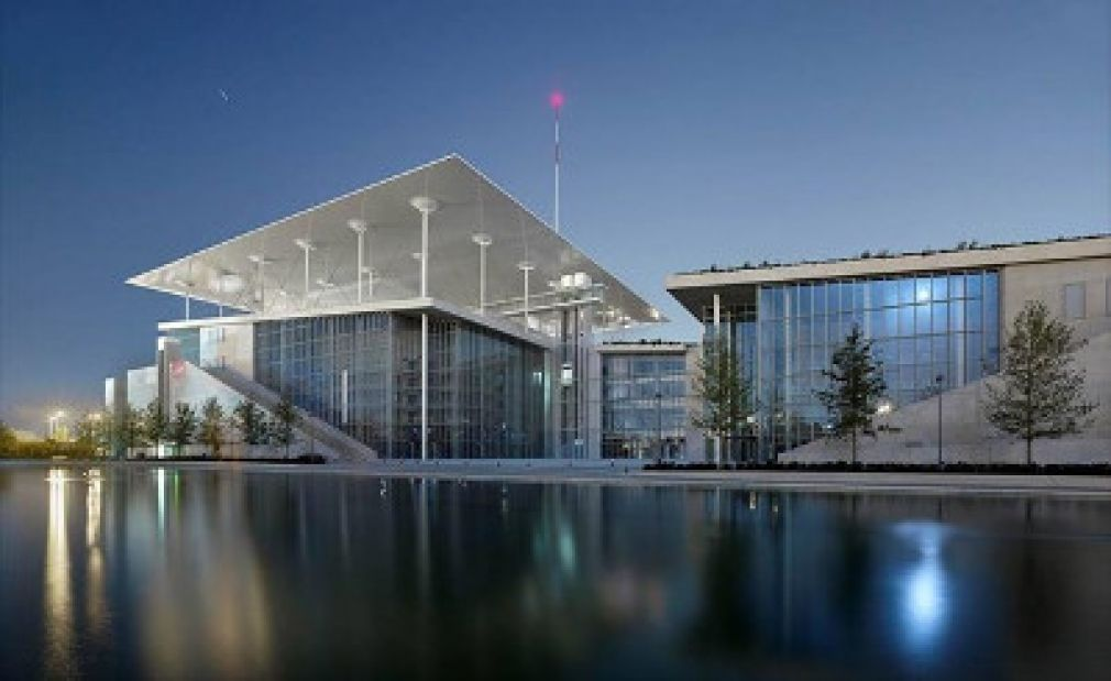 The Stavros Niarchos Foundation (SNFCC)